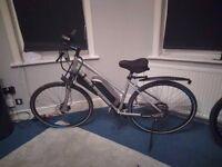 ALMOST NEW Womens Electric Bike RRP £1,200