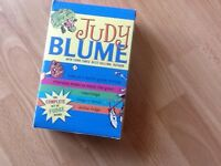Judy blume the complete set of fudge books