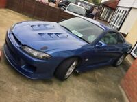 Nissan Silvia Type R Fresh Import - Spec R 84,000km - Blue, registered. all import papers