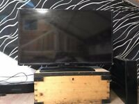 Panasonic viera C300 40'' nearly new