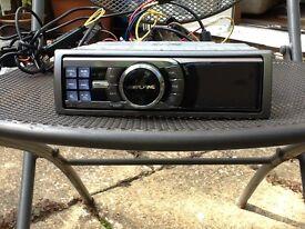 Alpine IDA-X001 Car Radio