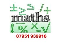 Experienced Maths Tutor - Tailored 1 to 1: GCSE,SATs and A level (+Numerical, Logic online tests).