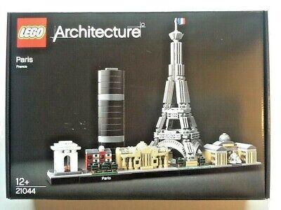 Lego Architecture Paris 21044 Not MINT please read