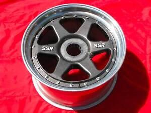 SSR 18x10 centrelock race wheel  JDM Rays Enkei racing GT mag rim Kalorama Yarra Ranges Preview