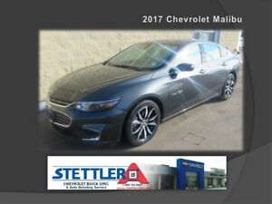 2017 Chevrolet Malibu LT Leather Low KM