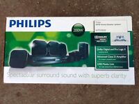 NOT TOUCHED BRAND NEW PHILIPS DVD Home Theater System HTS3020