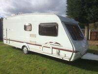 Swift charisma 570. Lovely 6 berth family caravan 2004 model