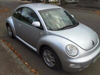 VW Beetle 1.8T - 2002 Model - Breaking for spare parts