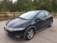 Honda Civic 2.2 i-CTDi Diesel 6 speed gear box Long MOT Service History