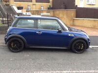 MY MINI COOPER S R53 1.6 SUPERCHARGED !!