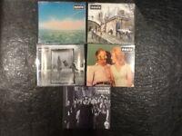 Oasis 5 cd singles