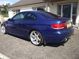 BMW e92 325d m sport ( E90 320d 330d 335d coupe s line Audi A5 AMG mercedes c350 c320
