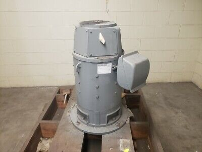 Westinghouse 15 Hp 1750 Rpm 328apvz Frame 250 Volts Dc Vertical Electric Motor