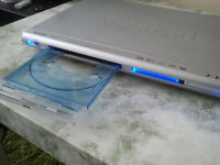 DVD Amstrad E024 CD Player