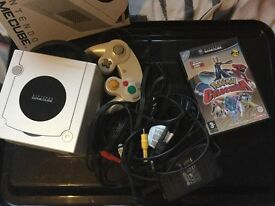 Gamecube + Pokemon Colosseum + memory card