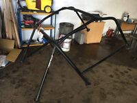 subaru impreza roll cage safety devices