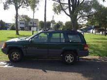 4x4 Campervan:Grand Jeep Cherokee/6 M REGO/Double BED/Backpacker Sydney City Inner Sydney Preview