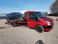 24 hour breakdown services, car recovery, jump start, car transportation, salvage collection ect