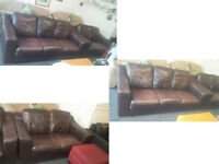 Sofa italia..beautiful 3 seater and 2 seater sofas Ultimate quality and comfort Very modern