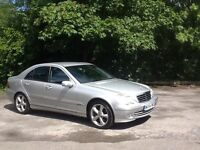 Mercedes C180 Avantgarde, Full Leather, Great Value!, Superb Condition