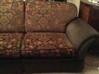 Sofa & 2 chairs very comfy £200 now£150 cost £2500 CAN DELIVER DELIVER OFFERS OFFERS OFFERS OFFERS