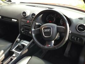 For Sale Audi A3 Sportback S Line Special Edition