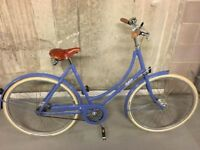 Pashley Poppy Ladies Bicycle for Sale- Excellent Condition- For sale at £300 - RRP £545