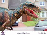 Bouncy Castles, Slush, Candyfloss, Dinosaur, Party hire