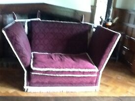 Antique Knole Sofa