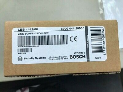 Lbb 444200 Line Supervision Set - Bosch Security Systems
