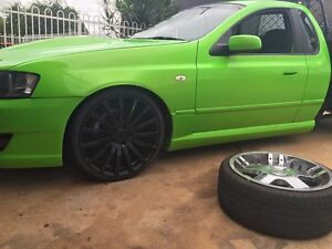 Black 20 inch rims. Make a offer. 5 stud 114.3 Kings Park Blacktown Area Preview