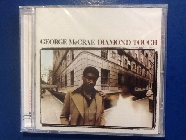GEORGE. McCRAE.  cd.  DIAMOND. TOUCH.