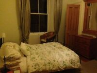 Large double room available from 24th October on Brunswick Road