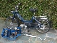 Puch maxi number 1 for restoration