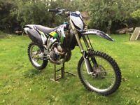 Yamaha yz450f - YZ yzf 450f kx ktm cr four stroke MX bike