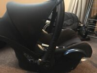 Maxi Cosi Elia baby travel system