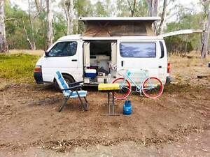 2001 Toyota Hiace full equiped Pop-top Campervan (REG and RWC) Melbourne CBD Melbourne City Preview