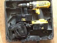 Dewalt 18v xrp cordless drill