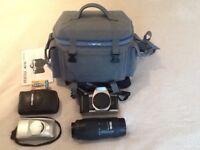 Pentax M2-50 SLR Camera Kit