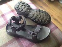 Mens Teva terra F1 4 sandal