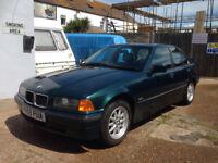 BMW 316i 1996 E36.