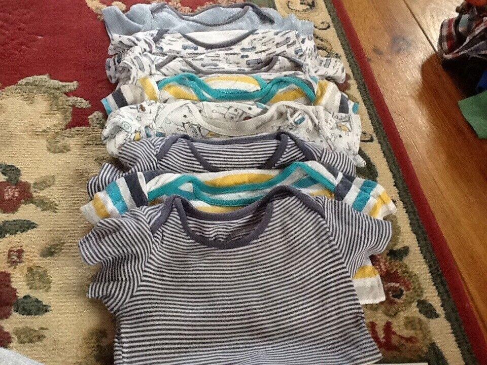 123f3a9d7ace Bundle of clothes boys 12- 18 months and 18-24 months including a m ...