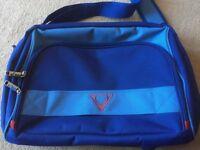 Antler Blue Carry On Luggage/Weekend Bag