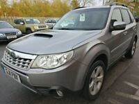 2011 SUBARU FORESTER XS NAVPLUS BOXER D AWD 4 x 4 1 OWNER ESTATE FULL HISTORY