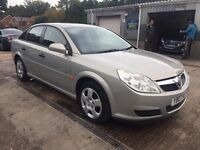 ** NEWTON CARS ** 07 VAUXHALL VECTRA 1.9 LIFE CDTI 120, 5 DOOR, GOOD OVERALL, TOWBAR, FULL MOT
