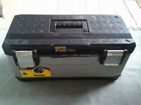 "Stanley 'Fat Max' 23"" Tool Box"