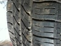 2 tires 195/60/r15