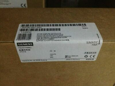 Neworiginal Siemens 6av6642-0aa11-0ax1 6av6 642-0aa11-0ax1 Tp177a Touch Panel