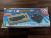 Commodore C64 Mini - brand new