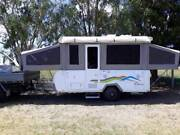 2017 Jayco Eagle Portland Lithgow Area Preview